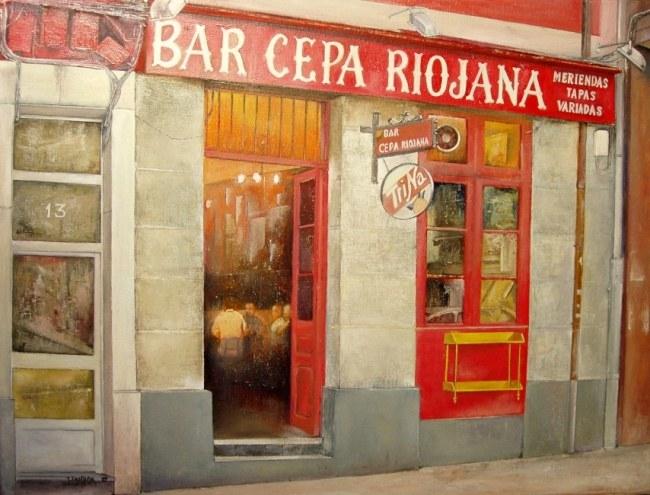 Bar cepa riojana