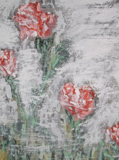 Roses in a Snowstorm