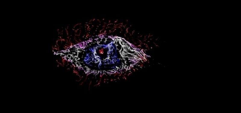 Nebublast red eye