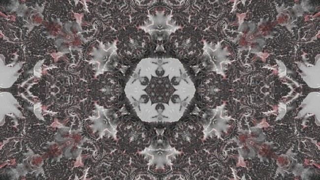 Abstract Fractal Art HD Desktop Wallpaper