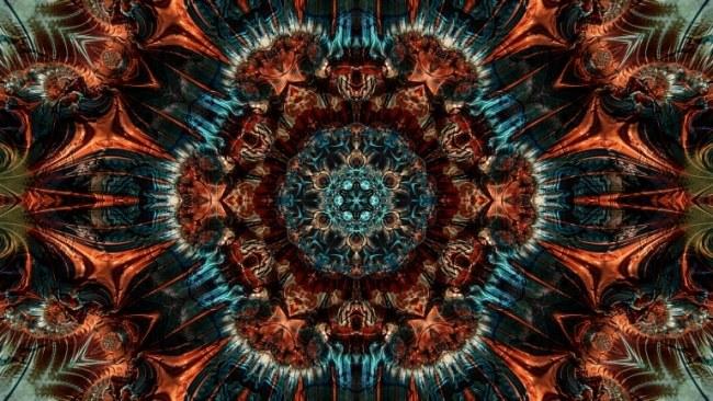 Abstract Fractal Art Hd Desktop Wallpaper Fractal