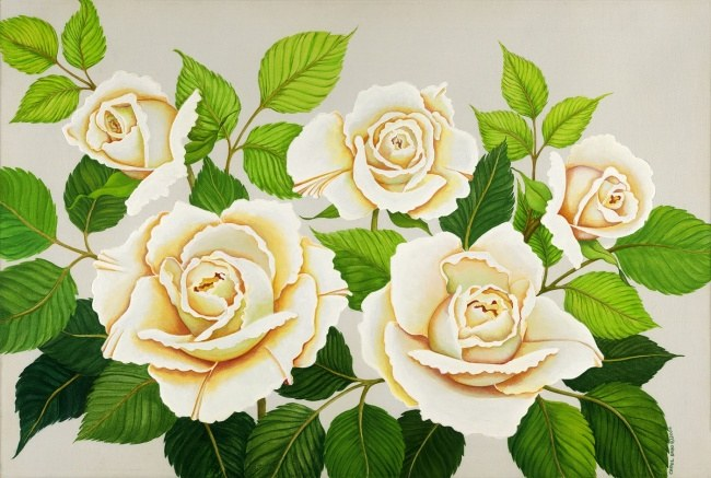 White Roses I