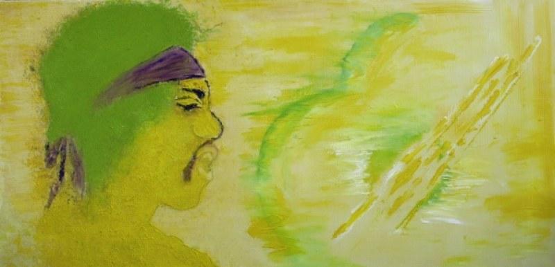 Jimi Hendrix - Between Two Worlds