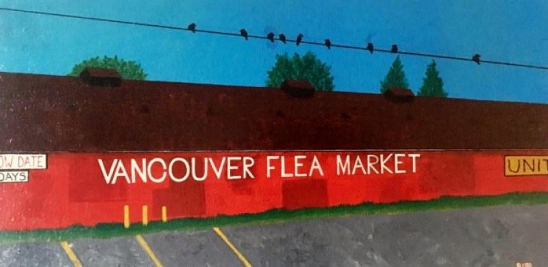 Vancouver Flea Market
