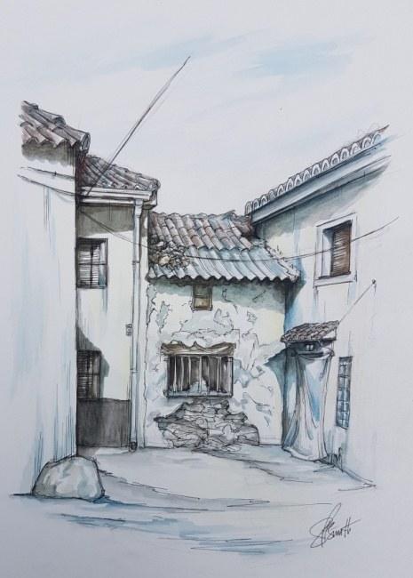 Seco de Lucena ruin