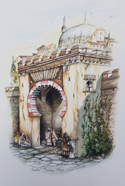 Puerta Malaga