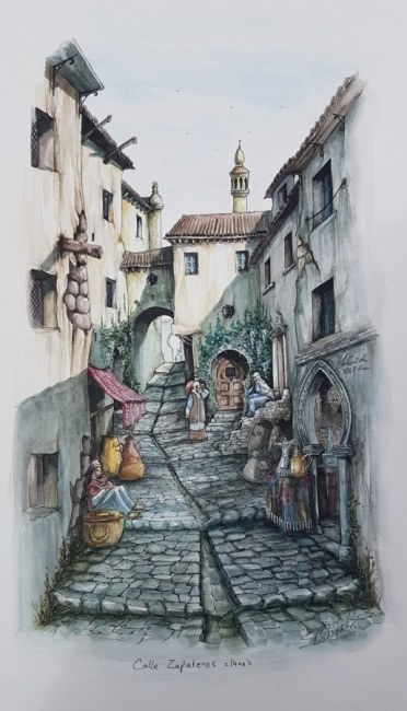 Calle Zapateros