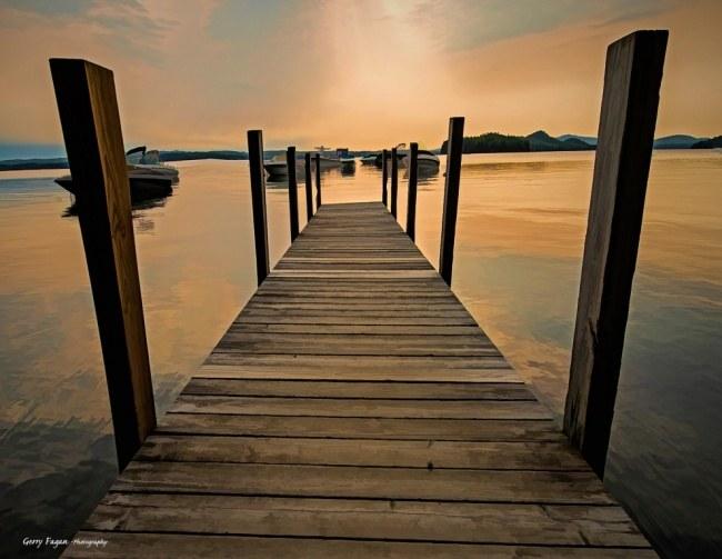 Morning Dock