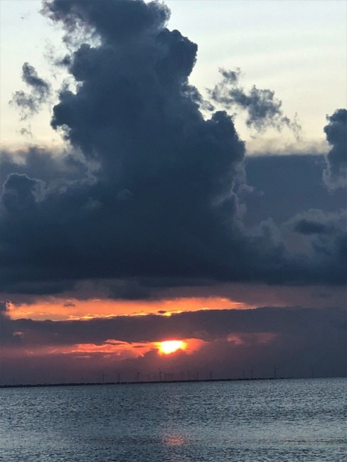 Sunset South Padre Island, Tx