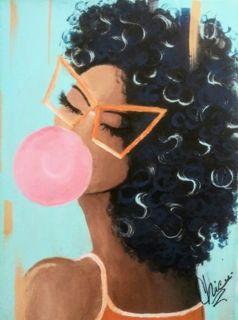 Bubblegum Chic!