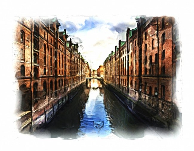 Canal Alley