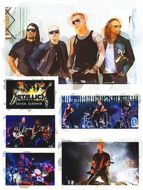 Metallica poster 1