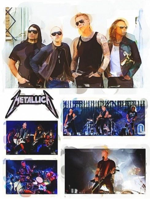 Metallica Poster 2