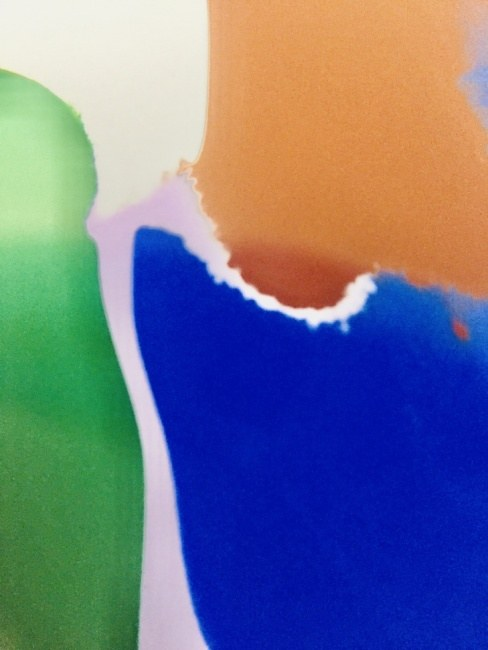 Blue Brown Green Flow