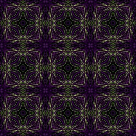 Fractal Art Patterns