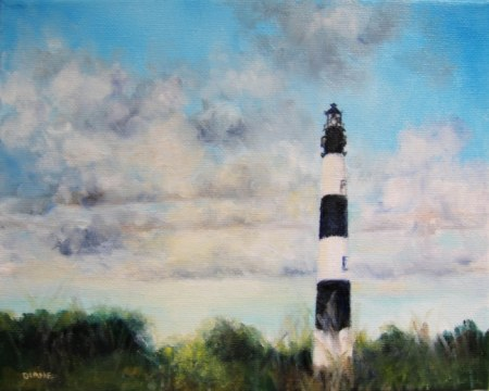 Outer Banks Lighthouse - Summer