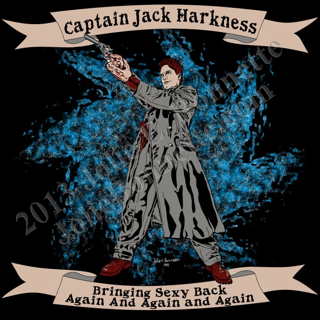 Captain Jack Bringing Sexy Back