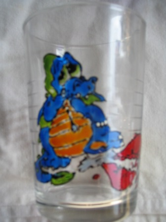 Unhappy Dragon Glass