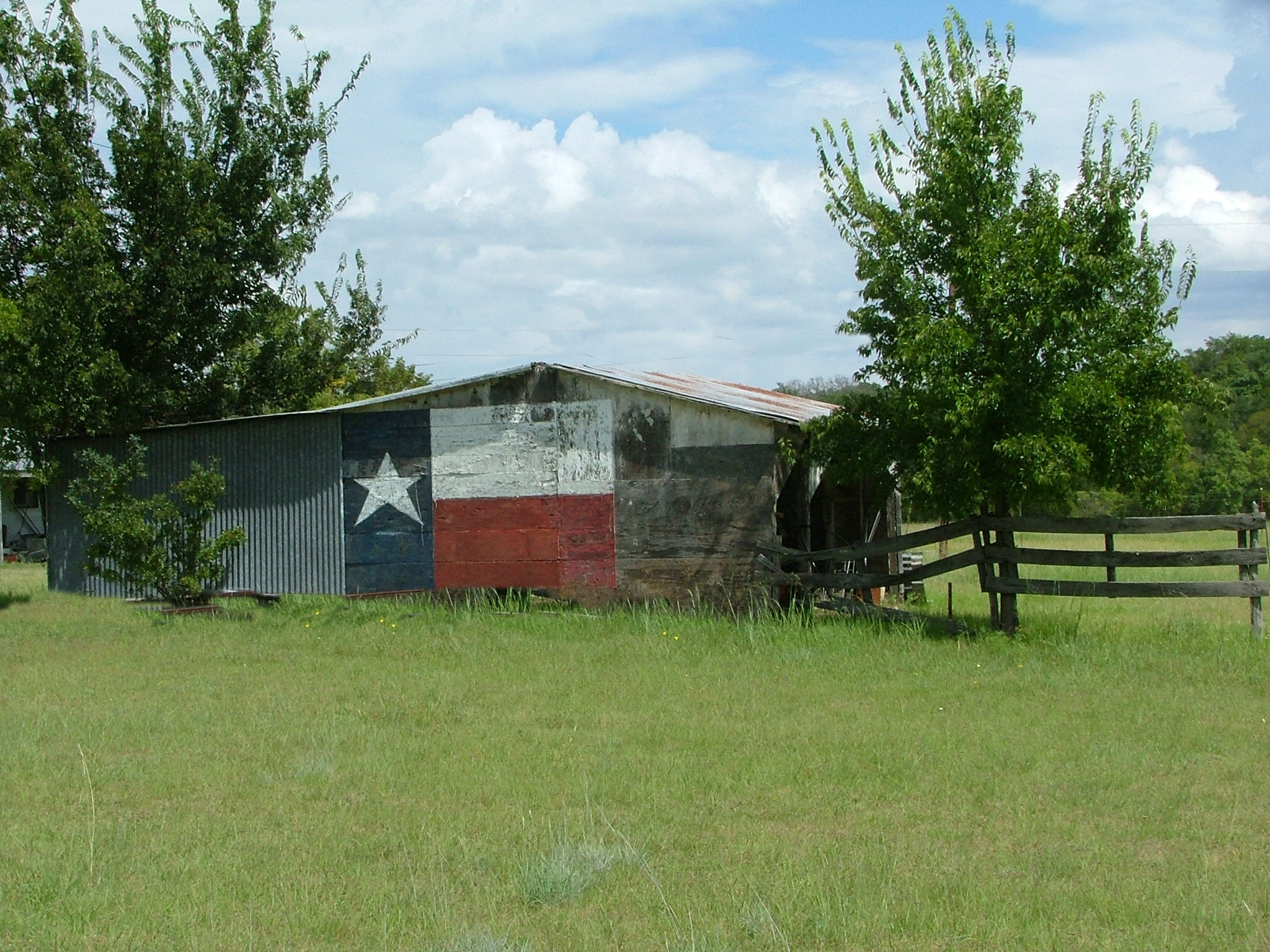 Texas Flag Barn Rustic Images Foundmyself
