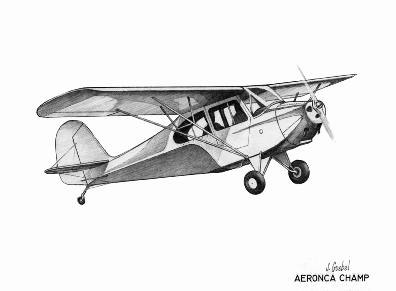 Aeronca Champion Jgoebelart Foundmyself