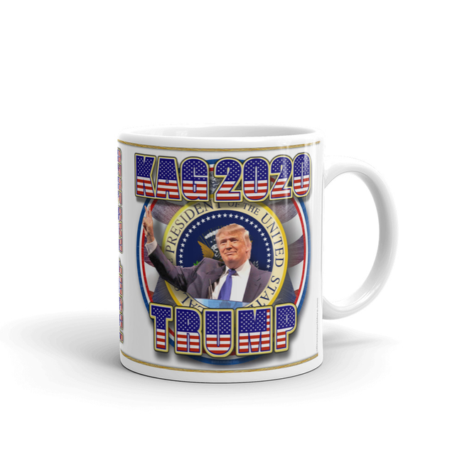 KAG2020 - Keep America Great Mug featuring My Orig. Design
