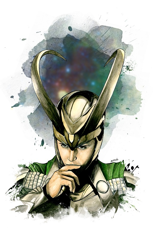 trickster god creator Loki - trickster god of the norse loki (loptr, or hvedrungr) is the trickster god of the norse, concerned with thievery, magic and fire loki is the father of.