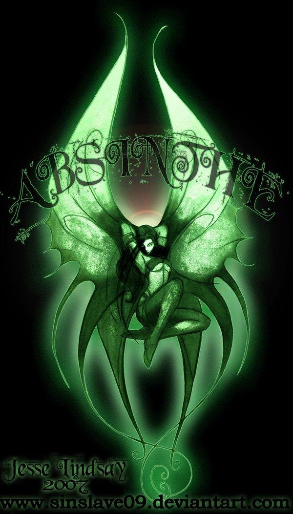 Absinthe Fairy Sinslave Foundmyself
