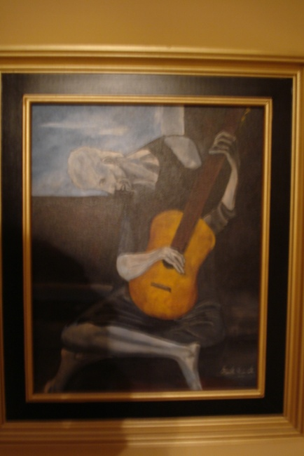 The Old Guitarist (copy)