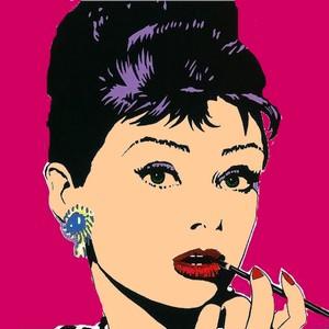 Audrey Hepburn pop art | artsability co uk | Foundmyself