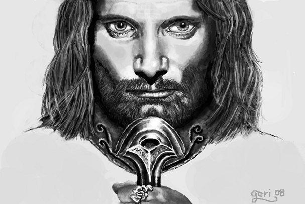 Intense Aragorn