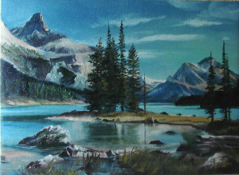 canadian landscape - christmas special offer