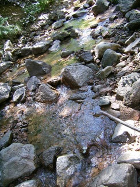 Cornered Rocks