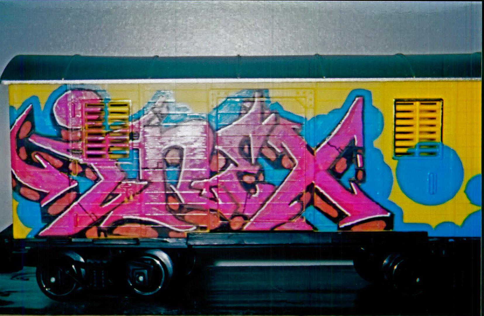 inex train 2 inex foundmyself
