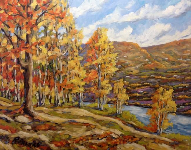 Mountain Vista by Prankearts