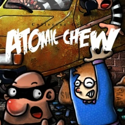 Atomic Chew Collector Cards: The Power of the Chew