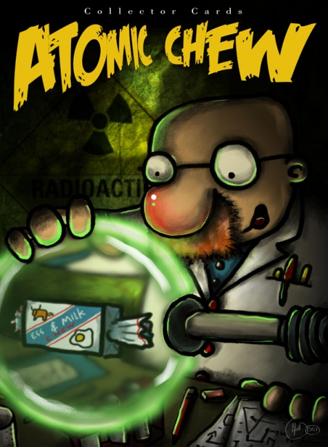 Atomic Chew: Prof. Hector McMunchie