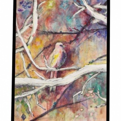 Fall Bird: ORIGINAL SOLD