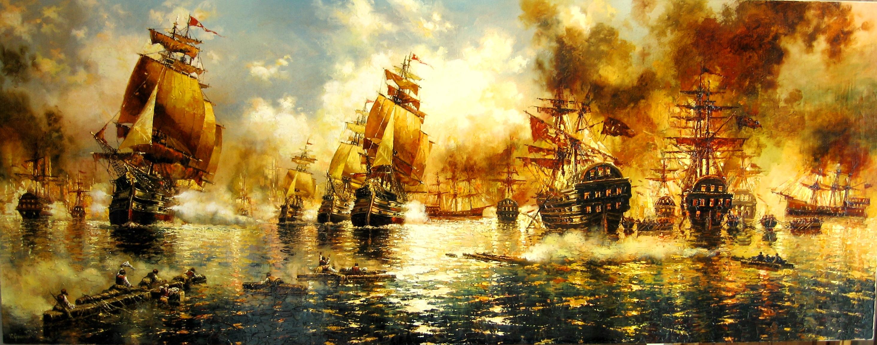 ship battle 1