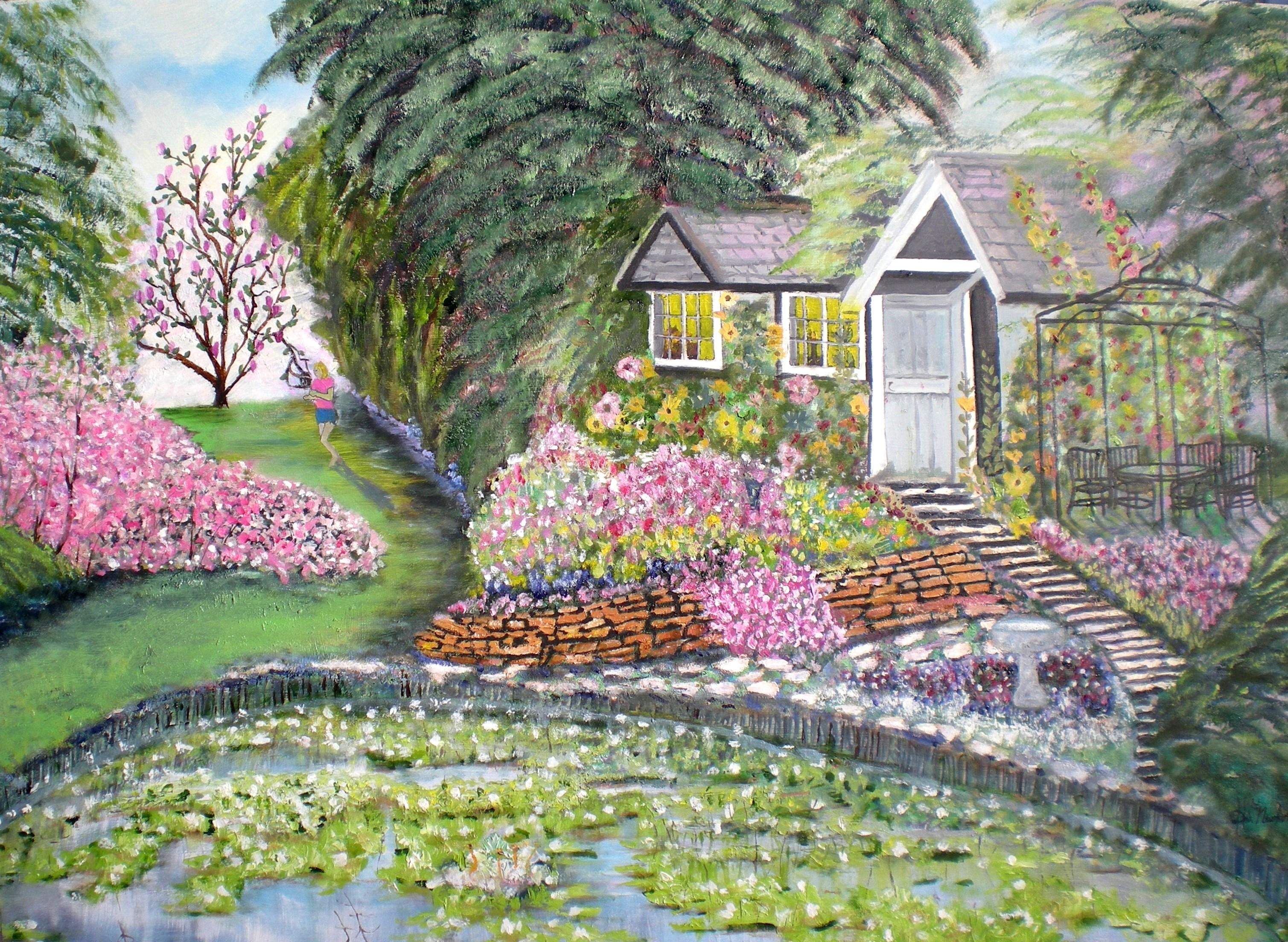 Old english cottage muses corner foundmyself