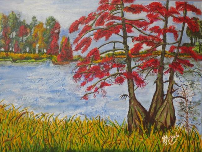 Red Cypress Lake