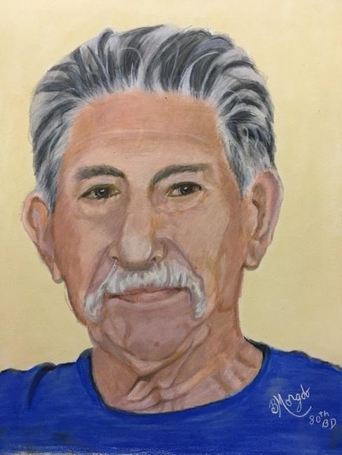 Portrait of Uncle Pepe