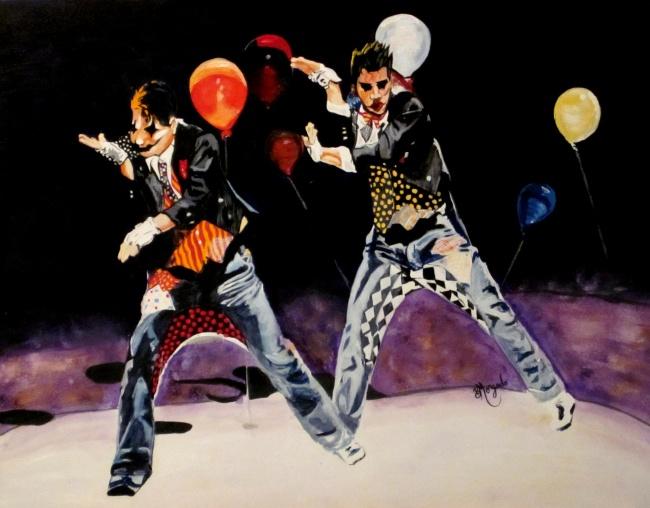 Hip Hop Clowns
