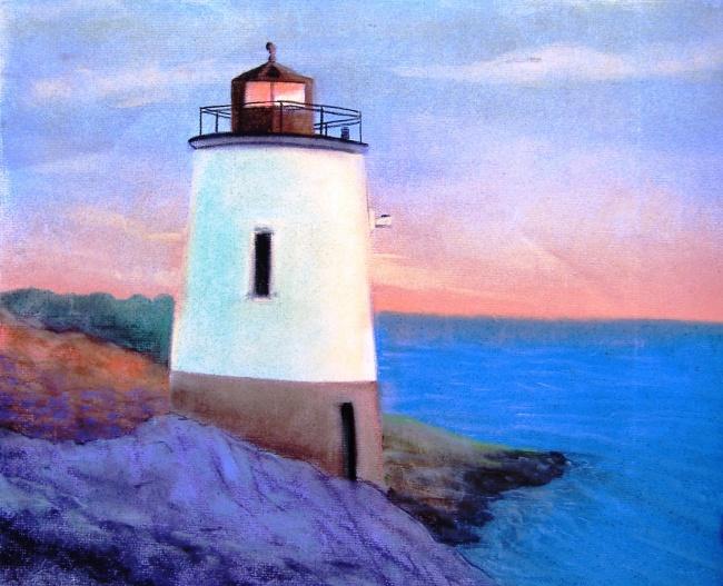 Light House at Fort Bragg