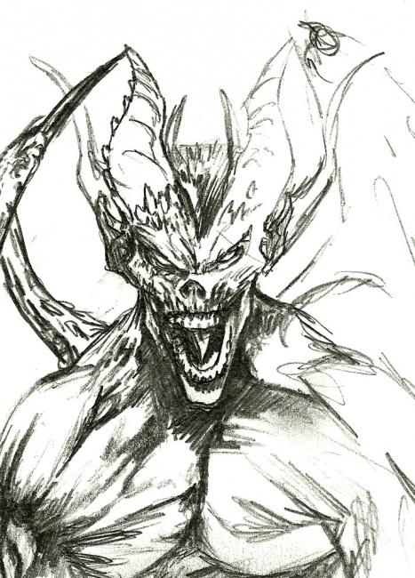 screamin demon