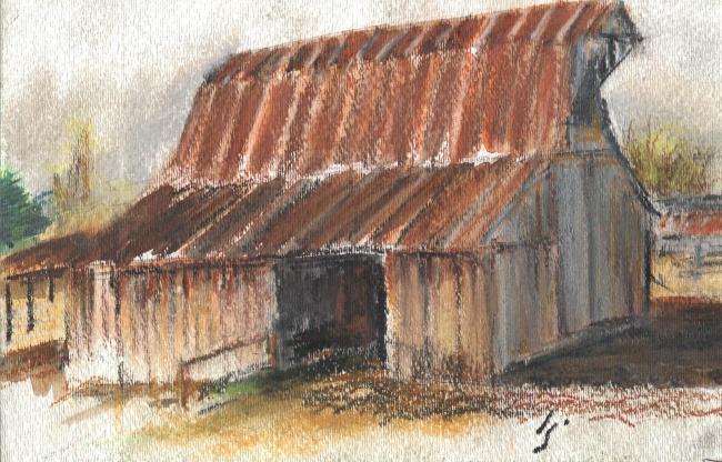 Where You Born In A Barn III