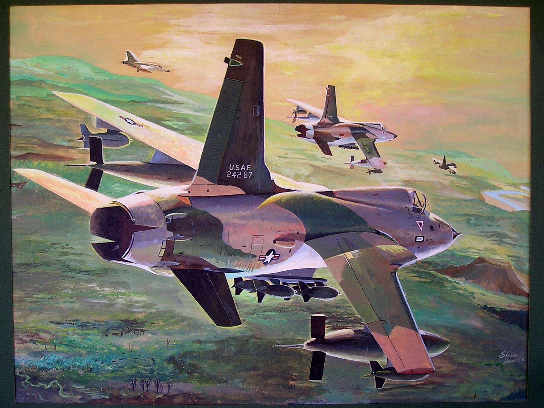 F 105 Steve Daniels Foundmyself