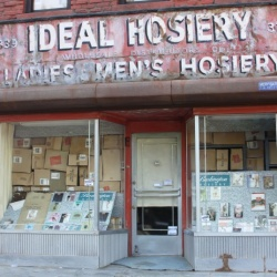 Ideal Hosiery Storefront