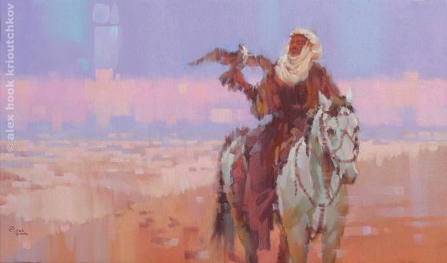 Desert Hunting
