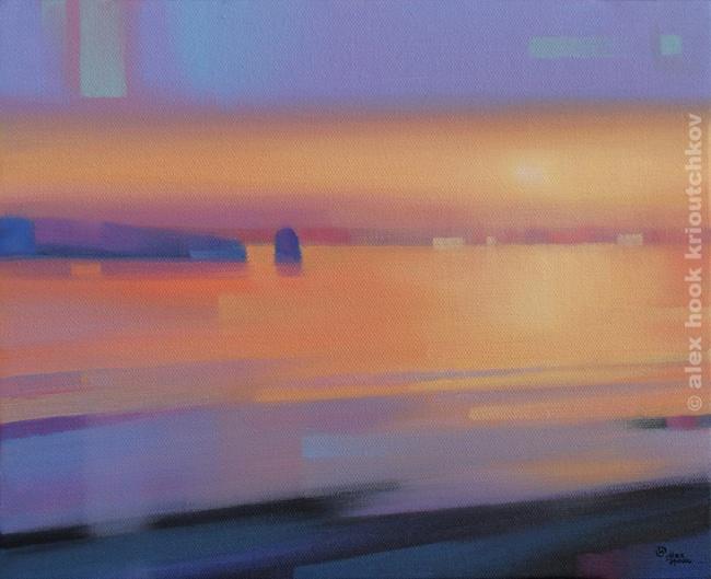 """Sunset """