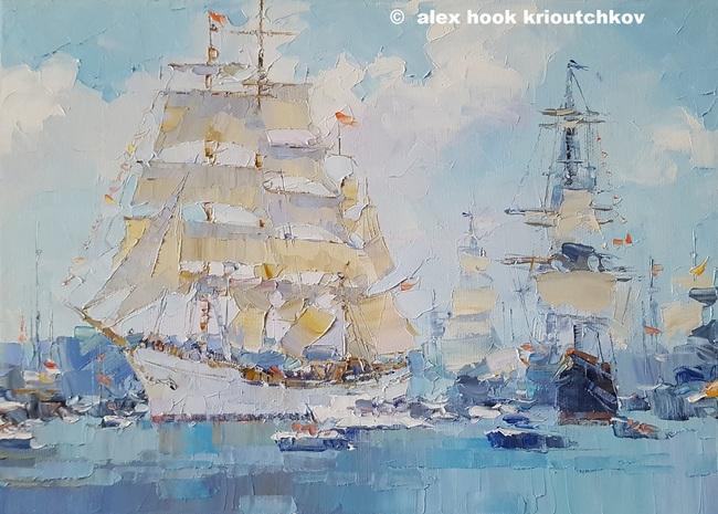 Sail Amsterdam II